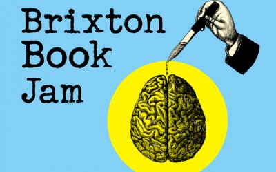 4 June 2018 Brixton Book Jam, London